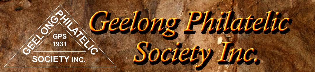 Geelong Philatelic Society Inc.